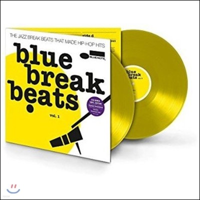 Blue Break Beats 3: The Jazz Break Beats That Made Hip-Hop Hits [옐로우 컬러 2LP]