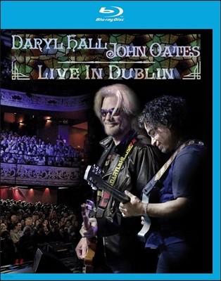 Hall & Oates (홀 앤 오츠) - Live In Dublin (더블린 올림피아 씨어터 라이브) [Blu-Ray]