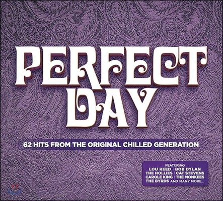 1970년대 히트 팝 음악 모음집 (Perfect Day: 62 Hits from the Original Chilled Generation)