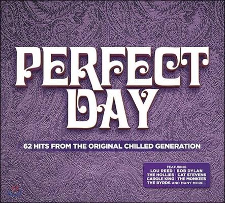 1970년대 히트 팝 음악 모음집 (Perfect Day: 62 Hits from the Original Chilled Generation)