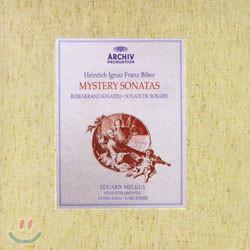 Eduard Melkus 비버: 미스터리 소나타 [묵주 소나타] (Biber : Mystery Sonata)