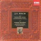 Yehudi Menuhin / 바흐 : 관현악 조곡, 브란덴부르크 협주곡, 협주곡집 (7CD Box Set/수입/5744392)