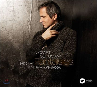 Piotr Anderszewski 모차르트 / 슈만: 환상곡 (Mozart / Schumann: Fantaisies) 표트르 안데르제프스키
