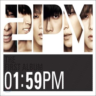 2PM 1집 - 01:59PM