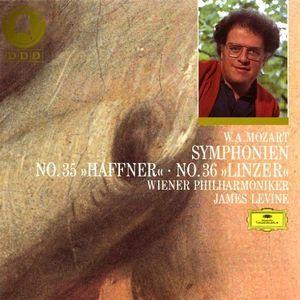 James Levine / Mozart : Symphonien No. 35 Haffner & No. 36 Linzer (수입/4312692)