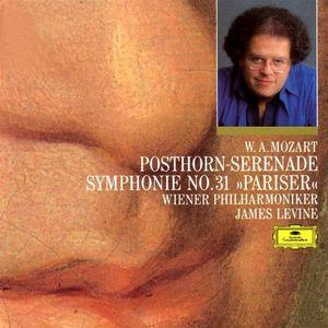 James Levine / Mozart : Posthorn-Serenade; Symphony No. 31 Pariser (수입/4312712)