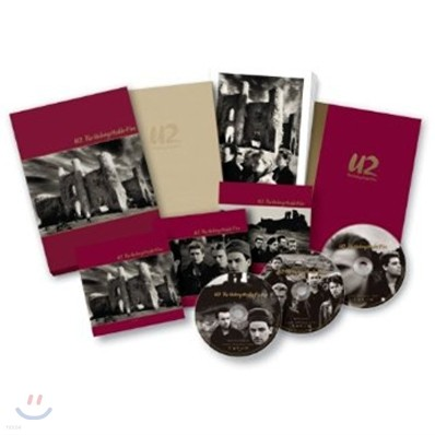 U2 - The Unforgettable Fire (Limited Super Deluxe Edition)