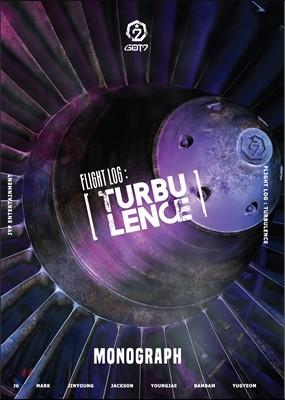 갓세븐 (GOT7) 2집 - GOT7 Flight Log: Turbulence Monograph