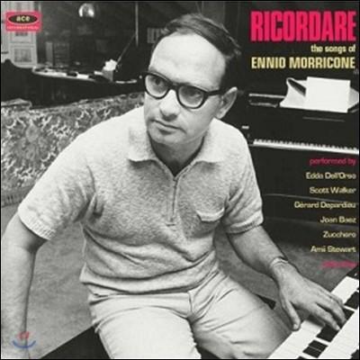 전 세계 가수가 부른 엔니오 모리꼬네의 음악 (Ricordare - The Songs Of Ennio Morricone)