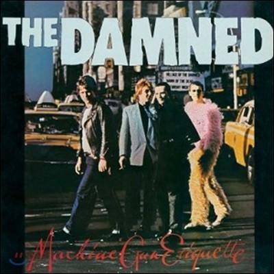 The Damned (더 댐드) - Machine Gun Etiquette [LP]