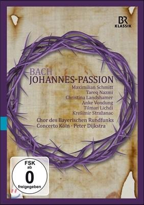 Peter Dijkstra / Concerto Koln 바흐: 요한 수난곡 (J.S. Bach: Johannes-Passion BWV245) 페테르 데이크스트라, 콘체르토 쾰른