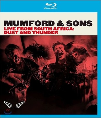 Mumford & Sons (멈포드 앤 선즈) - Live From South Africa: Dust And Thunder