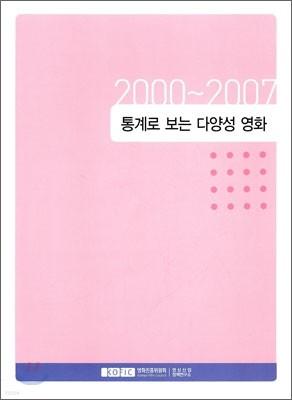 2000 ~ 2007 통계로 보는 다양성 영화
