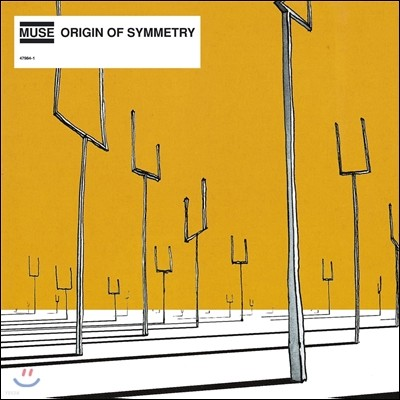 Muse (뮤즈) - Origin Of Symmetry [2 LP]