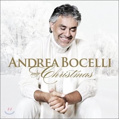 Andrea Bocelli - My Christmas (Standard Edition) 안드레아 보첼리 크리스마스 앨범