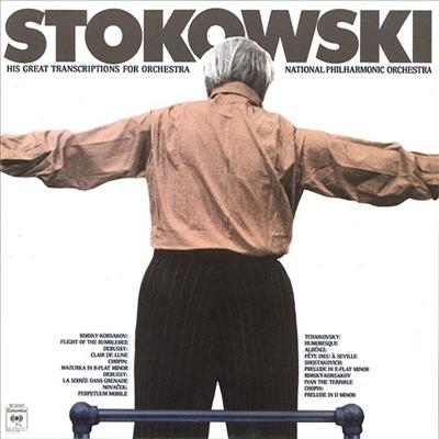 레오폴드 스토코프스키 - 마법의 관현악 편곡 작품집 (Leopold Stokowski - Great Orchestral Transcriptions) (Ltd. Ed)(일본반) - Leopold Stokowski