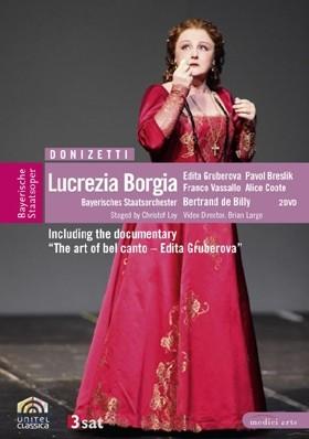 Edita Gruberova / Bertrand de Billy 도니체티: 루크레치아 보르지아 (Donizetti: Lucrezia Borgia)