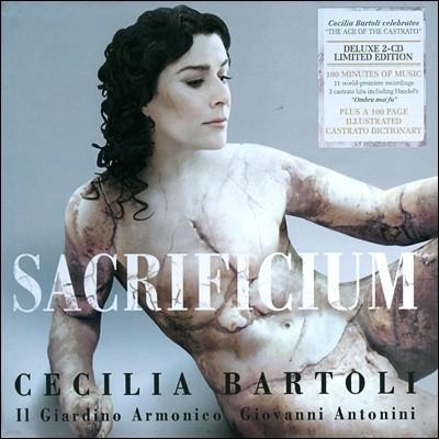 Sacrificium (희생) : 카스트라토의 예술 (+ 딜럭스 에디션) - 체칠리아 바르톨리