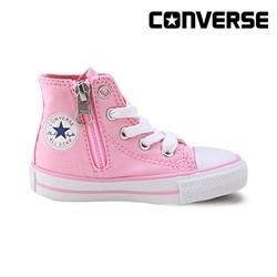 [컨버스키즈]CT ZIPPER HI PINK EKF15ASZ55 (키즈)704655