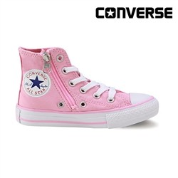 [컨버스키즈] CT AS ZIPPER HI YT PINK 3T207 (주니어)