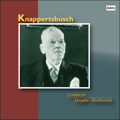 Hans Knappertsbusch 베토벤: 교향곡 5번 / 하이든: 교향곡 88번 (Beethoven: Symphony No.5 / Haydn: Symphony No.88) 한스 크나퍼츠부슈, 헤센 라디오 방송교향 악단 [2LP]