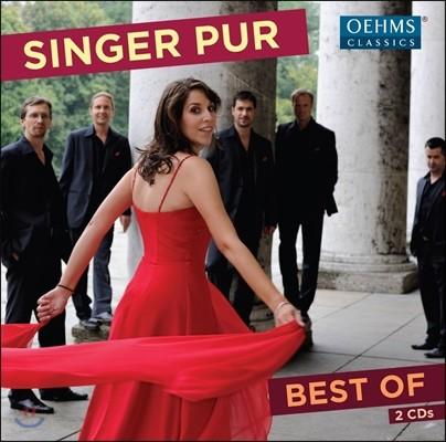 베스트 오브 징어 푸어: 25주년 기념반 (Best of Singer Pur)