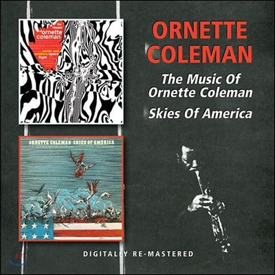 Ornette Coleman (오넷 콜맨) - The Music Of Ornette Coleman/Skies Of America