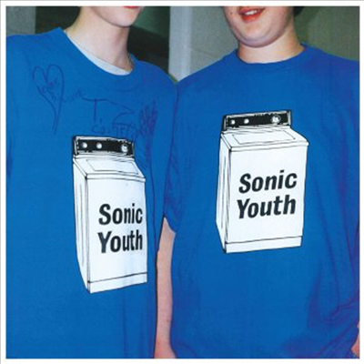 Sonic Youth - Washing Machine (Back To Black Series)(Free MP3 Download)(Garefold Cover)(180g)(2LP)