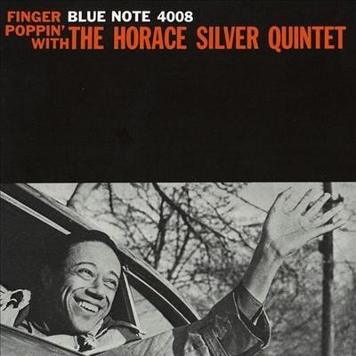 Horace Silver Quintet - Finger Poppin' (Ltd. Ed)(SHM-CD)(일본반)