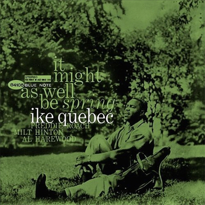 Ike Quebec - It Might As Well Be Spring (Ltd. Ed)(SHM-CD)(일본반)