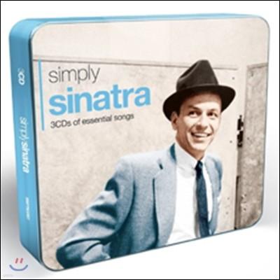 Frank Sinatra (프랭크 시나트라) - 심플리 시나트라 (Simply Sinatra)