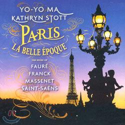 Paris La Belle Epoque : Yo-Yo Ma & Kathryn Stott