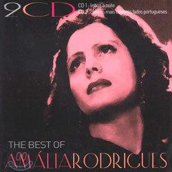 Amalia Rodrigues - The Best Of Amalia Rodrigues