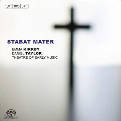 Emma Kirkby / Daniel Taylor 비발디: 스타바트 마테르 / 페르골레지: 살베 레지나 (Vivaldi: Stabat Mater / Pergolesi: Salve Regina)