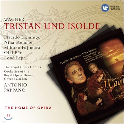 Antonio Pappano / Placido Domingo 바그너: 트리스탄과 이졸데 (Wagner: Tristan und Ioslde)