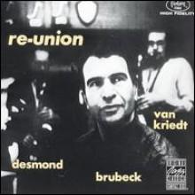 Dave Brubeck & Paul Desmond & Dave Van Kriedt - Re-Union (OJC)