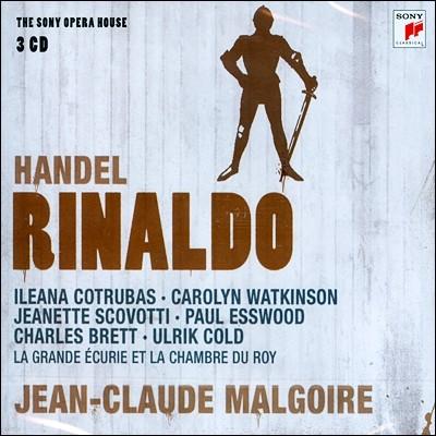 Jean-Claude Malgoire 헨델 : 리날도 (Handel: Rinaldo)