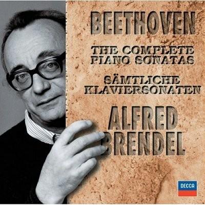 Alfred Brendel 베토벤 : 피아노 소나타 전집 (디지탈 녹음) (Beethoven : The Complete Piano Sonata) 알프레드 브렌델