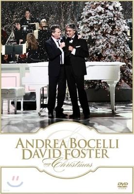 Andrea Bocelli 안드레아 보첼리 & 데이빗 포스터  LA 코닥극장 공연실황 (My Christmas)