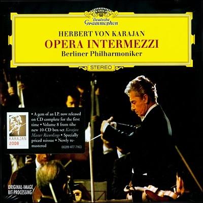 Herbert von Karajan 오페라 간주곡 모음집 (Opera Intermezzi) 헤르베르트 폰 카라얀