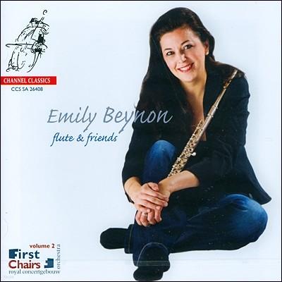 Emily Beynon 에밀리 베이논 - 플루트로 연주하는 19~20세기 여성 작곡가들의 작품 (Flute & Friends)