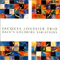 Jacques Loussier Trio - 바흐: 골드베르크 변주곡