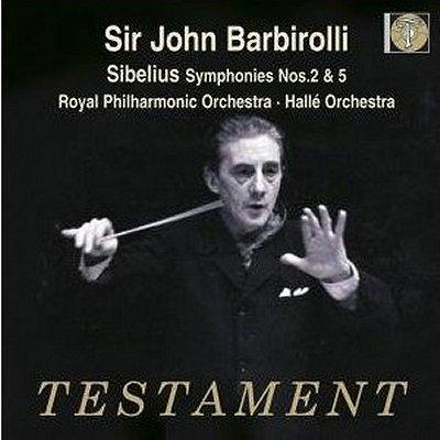 John Barbirolli 시벨리우스 : 교향곡 2번, 5번 (Sibelius : Symphony no.2, no.5)