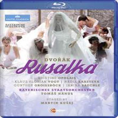 드보르작: 루살카 (Dvorak : Rusalka, Op. 14) (한글자막)(Blu-ray) (2016) - Tomas Hanus