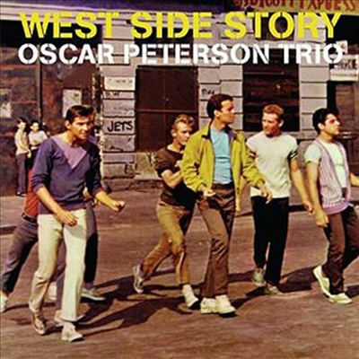 Oscar Peterson Trio - West Side Story
