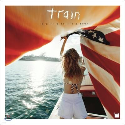 Train (트레인) - A Girl A Bottle A Boat