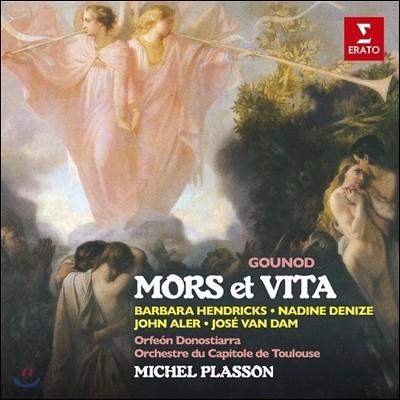 Michel Plasson / Barbara Hendricks 구노: 오라토리오 '죽음과 삶' (Gounod: Mors et Vita) 미쉘 플라송, 바바라 헨드릭스