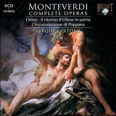 몬테베르디 오페라 전집 - 세르지오 바르톨로