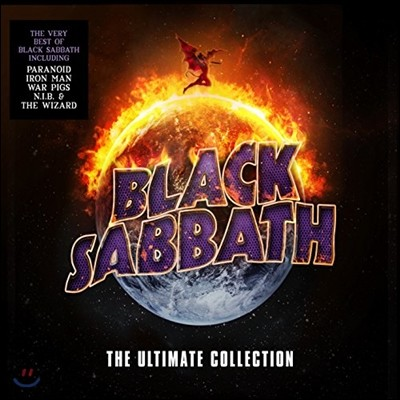 Black Sabbath (블랙 사바스) - The Ultimate Collection [Deluxe Edition]