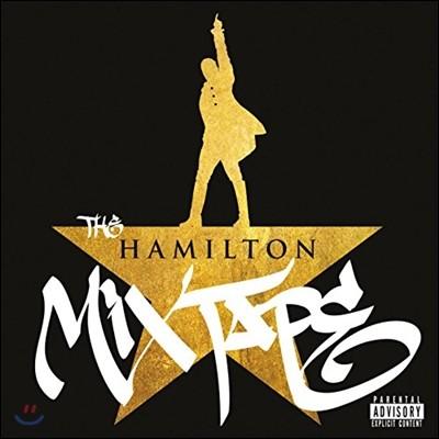 해밀턴 : 믹스테이프 뮤지컬 음악 (The Hamilton Mixtape OST) [2LP]